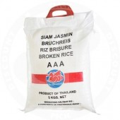 Broken rice 5kg - LE DRAGON
