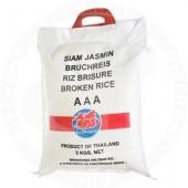 Broken rice 5kg - LE DRAGON