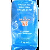 Broken rice 1kg - LE DRAGON