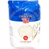 Sushi rice 1kg - LE DRAGON