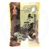 Mushroom shiitake dried...