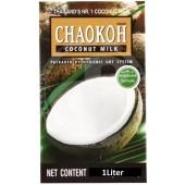Coconut milk UHT 1L - CHAOKOH