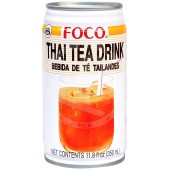 Thai tea drink 350ml - FOCO
