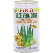 Aloevera with honey drink...