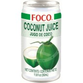 Coconut juice (80%) 350ml -...