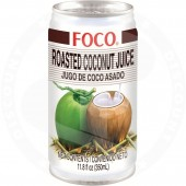 Roasted coconut water (80%)...