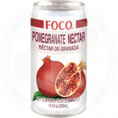 Pomegranate nectar (30%)...