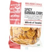 Banana chips spicy 150g -...