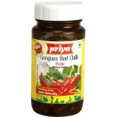 Gongura red chilli pickle...