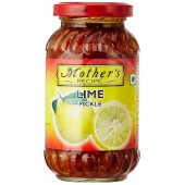 Lime pickle 300g - MOTHER'S
