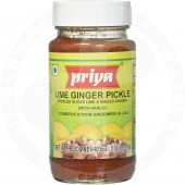 Lime & Ginger pickle 300g -...