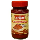Red chilli paste 300g - PRIYA