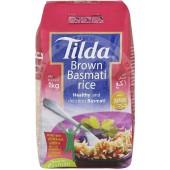 Brown basmati rice 1kg - Tilda