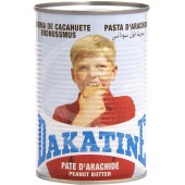 Peanut butter 425g - DAKATINE