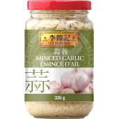 Garlic minced 326g - LEE...