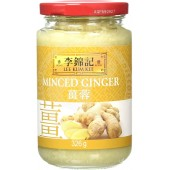 Ginger minced 326g - LEE...
