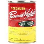 Radish szechuan preserved...