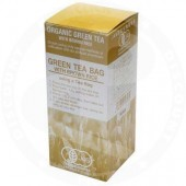 Green tea organic GENMAICHA...