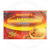 Jaggery cubes 500g - AGGARWAL