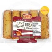 Rusk cake EGGLESS 320g -...
