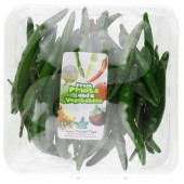 Green chillies THAI fresh 100g