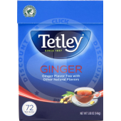 Black tea ginger 72bags -...
