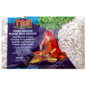 Rice flakes medium 1kg - TRS