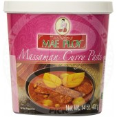 Curry paste MASSAMAN 400g -...