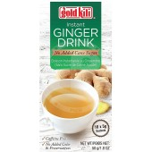 Instant ginger drink NO...