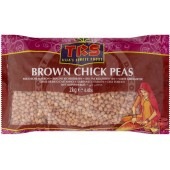 Chick peas brown 2kg - TRS