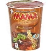Instant CUP noodles beef...
