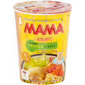 Instant CUP noodles chicken...
