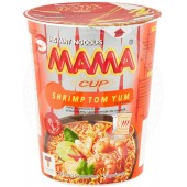 Instant CUP noodles tom yum...