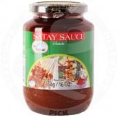 Satay sauce 454g - FOODEX