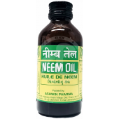 Neem oil 200ml - ASHWIN