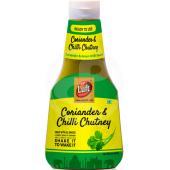 Coriander & chilli chutney...