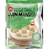 Dumplings jjin mandu veg...