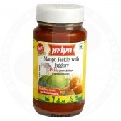 Mango jaggery pickle 300g -...