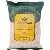 Puffed rice 100g - AGGARWAL