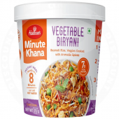 CUP Vegetable biryani 70g -...