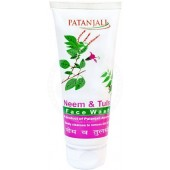 Face wash neem tulsi 60ml -...