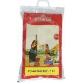 Ponni raw rice 5kg - CHAKRA