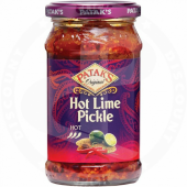 Lime pickle hot 283g - PATAK'S