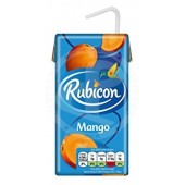 Mango juice 288ml  - RUBICON