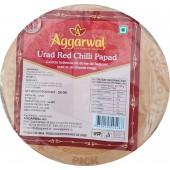 Papad red chilli 200g -...