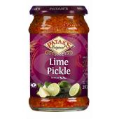 Lime pickle mild 250g