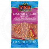 Crushed chillies 250g - TRS