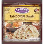 Tandoori naan 5pces - THAKKAR