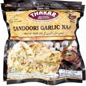 Tandoori garlic naan 5pces...