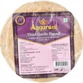 Papad garlic 200g - AGGARWAL